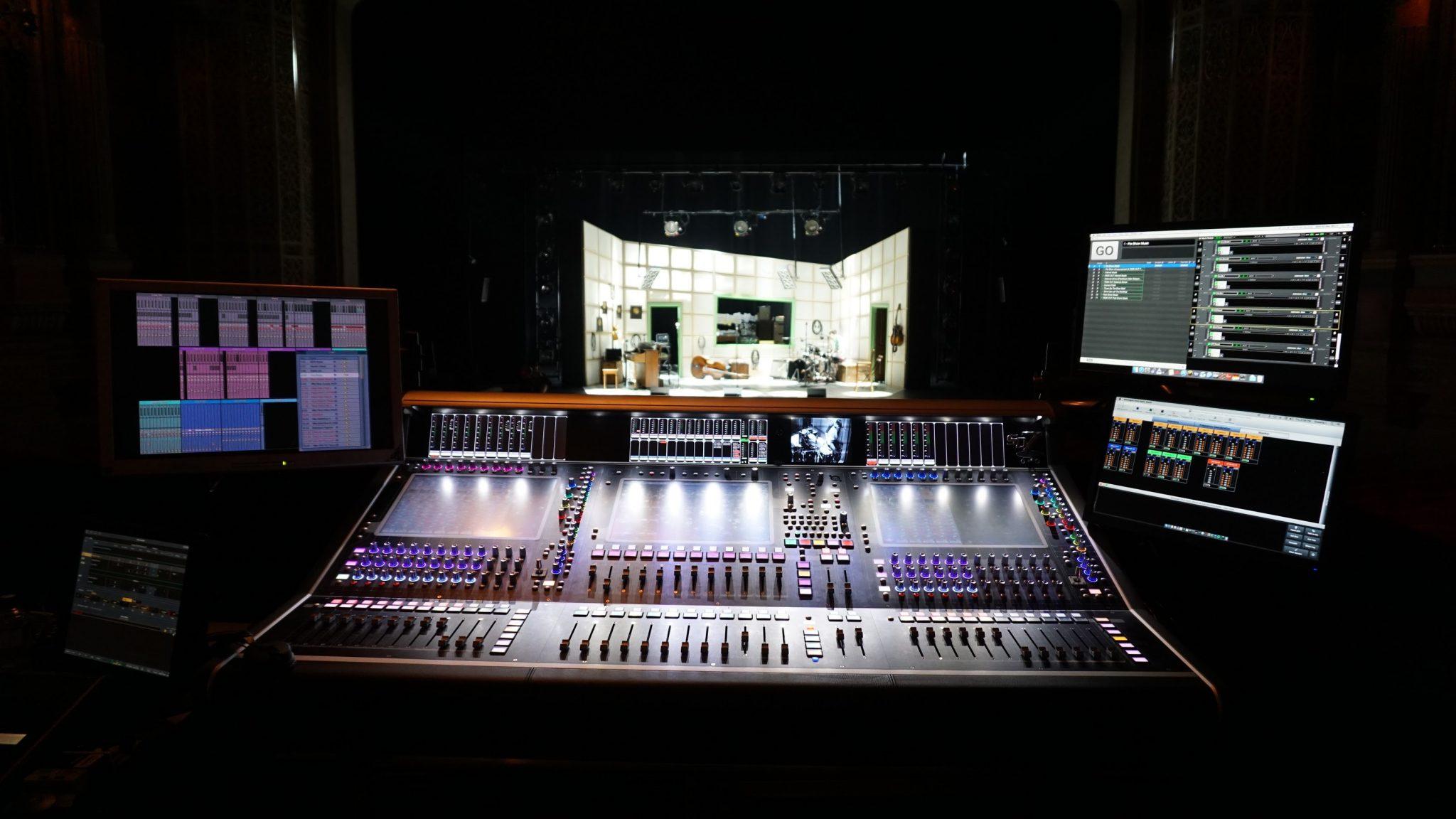 MDQ FOH – Ben Harrison Sound Design and Engineering