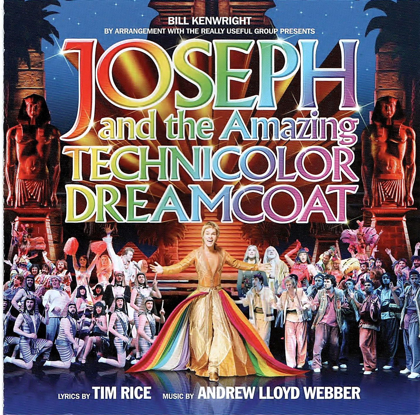 Joseph and the Amazing Tehnicolor Dreamcoat